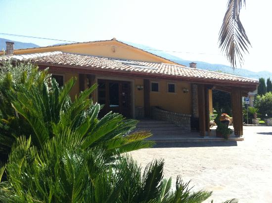 Castrocielo, Italia: ristorante al Mulino