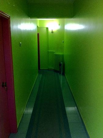 Hotel Kosk: Floors