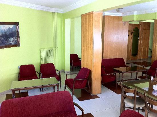 Hotel Kosk: Hall