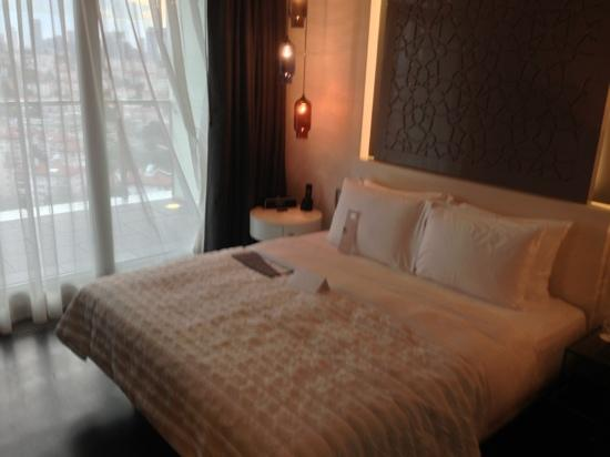 Le Meridien Istanbul Etiler: bedroom