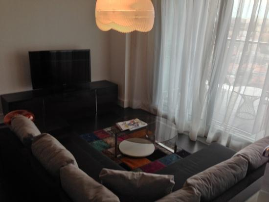Le Méridien Istanbul Etiler: living room