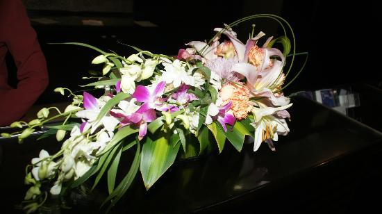 Coral Dubai Deira Hotel: Ein BlumenGruß