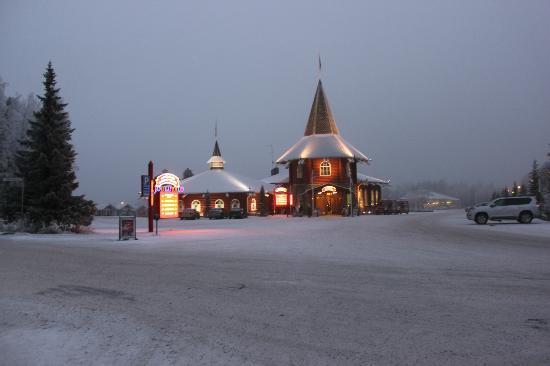 Santa Claus Village: villaggio