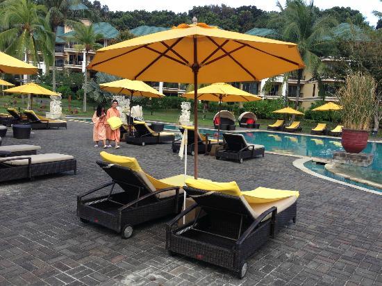 Angsana Bintan: Poolside