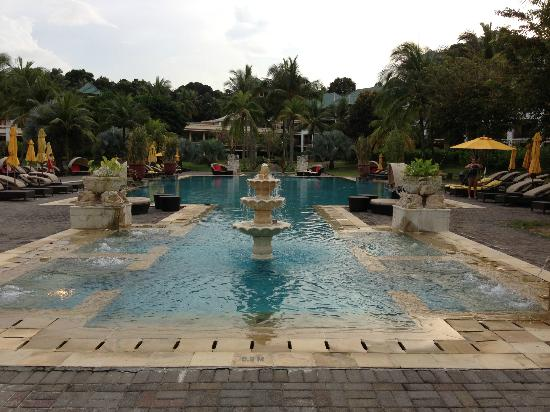 Angsana Bintan: Angsana Pool and Jacuzzi