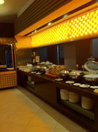 Guomao Hotel: Buffet