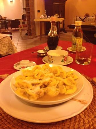 Agriturismo alla Casella: homemade