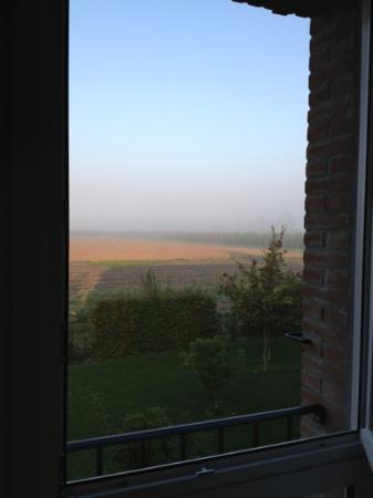 Agriturismo alla Casella: room with a view