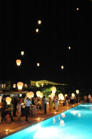 Asolo Golf Club : Magiche lanterne