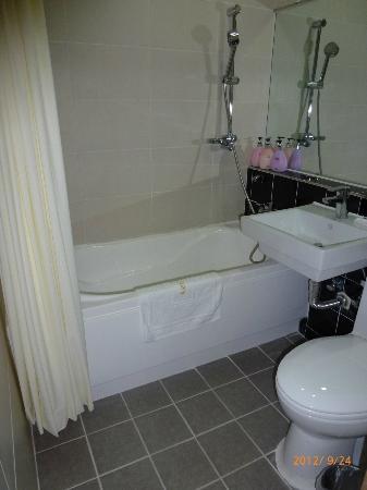 Just Stay Hotel: 清潔で水量もGood!