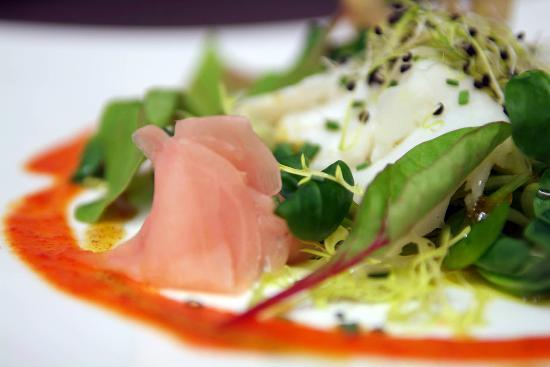 The Capaldi Restaurant: Starter