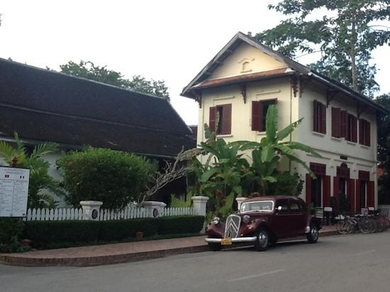 Hotel 3 Nagas Luang Prabang MGallery by Sofitel: another sides of 3 nagas hotel