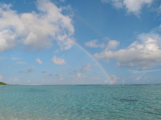 คลับเมดคานิ: Beautiful rainbow