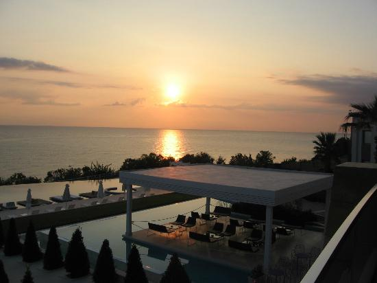 Cavo Olympo Luxury Hotel & Spa: Beautiful view