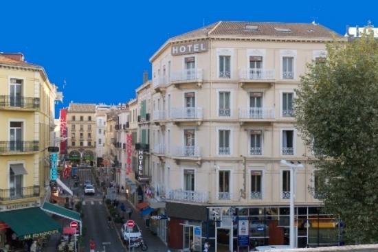 โรงแรมอมิเราเต: Hotel Amiraute