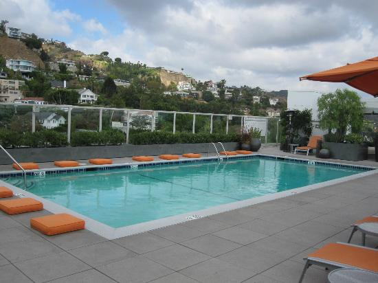 View King Room Picture Of Andaz West Hollywood West Hollywood Tripadvisor