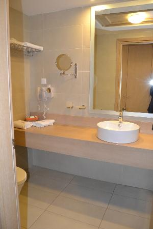 Libyan Princess: bagno hotel