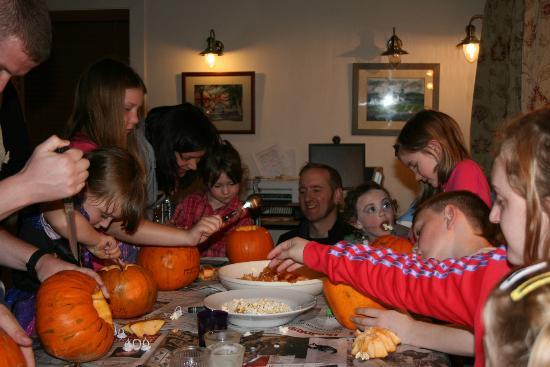 O'Neill Holiday Homes : Halloween