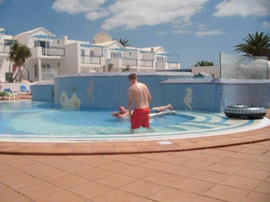 Atlantis Las Lomas: baby pool