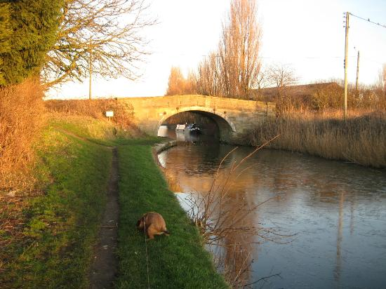 Martin Lane Farm Holiday Cottages: Leeds-Liverpool Canal