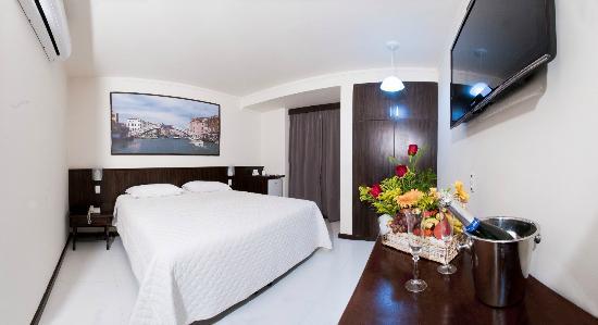 Aguas do Iguacu Hotel Centro: Apartamento Casal Super Luxo