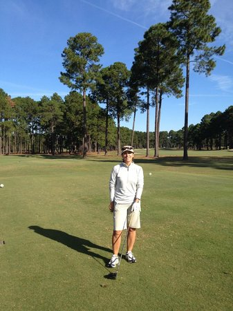 Mel Sole Golf School: Golfing in Myrtle Beach