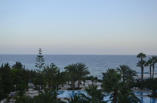 SENTIDO Aziza Beach Golf & Spa: View from hotel