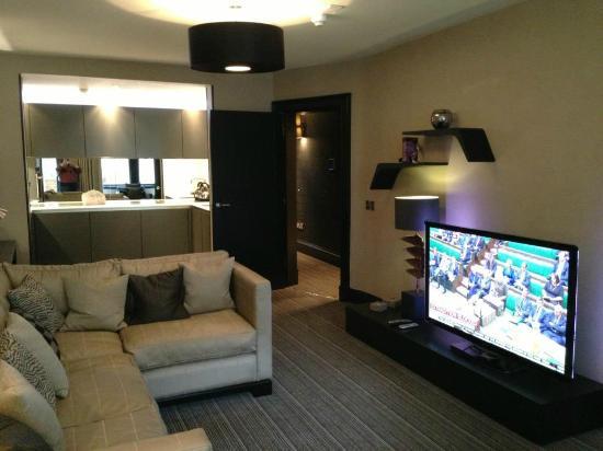 Living Room Picture Of The Chester Residence Edinburgh TripAdvisor