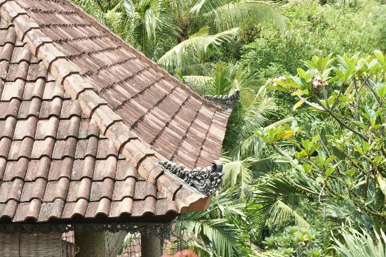 Cendana Resort and Spa: Roof detail