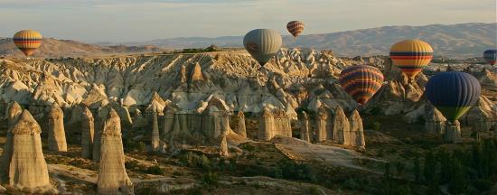 Cappadocian Balloon