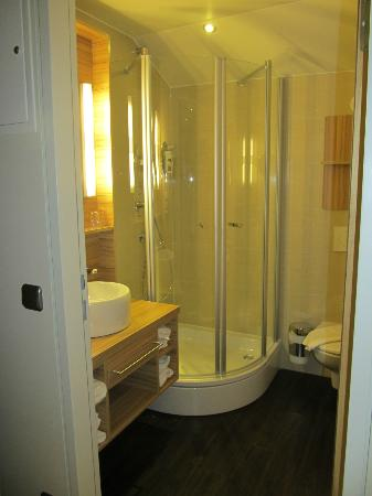 Hotel Gablerbrau: シャワールーム