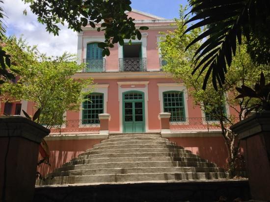 Casa-Museu Magdalena & Gilberto Freyre: Casa de Gilberto Freyre