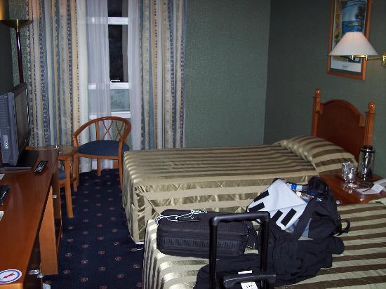 Sea View Hotel: Standard room inside
