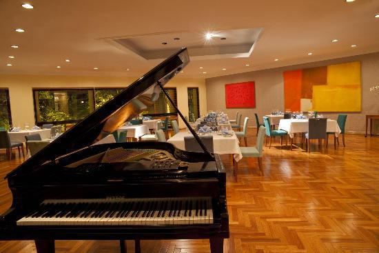 Grande Hotel Sao Pedro: Restaurante Engenho das Águas