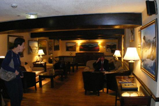 Crown Wetheral Hotel: Hotel lounge