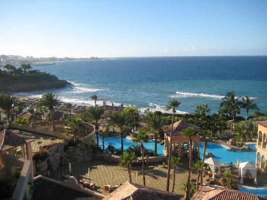 IBEROSTAR Grand Hotel El Mirador: View from balcony