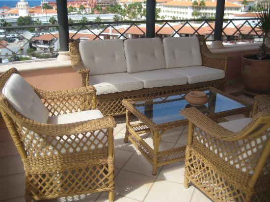 Iberostar Grand Hotel El Mirador: Room balcony