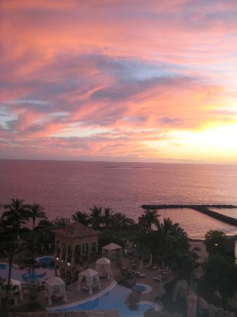 Iberostar Grand Hotel El Mirador: Sunset from room