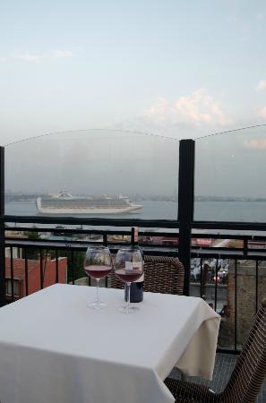 Turk Art Hotel: TERRACE