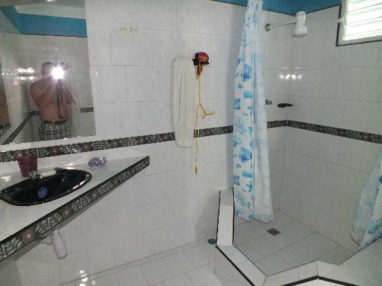 Casa Jorge y Alicia: Baño
