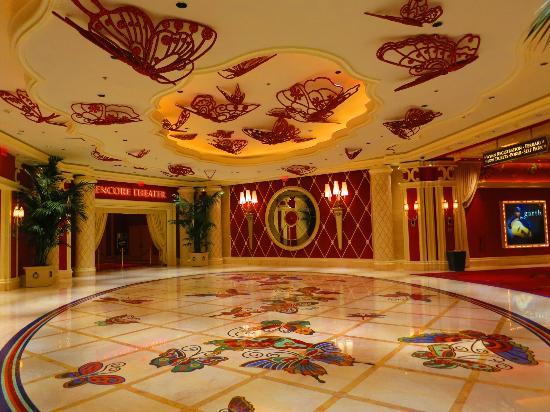 Encore At Wynn Las Vegas: Theatre
