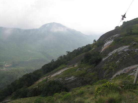 The Cloudy hills of Anamudi