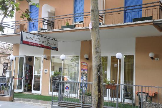 Marebello, Italia: Facciata