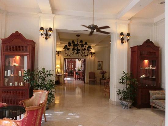Settha Palace Hotel: ロビー