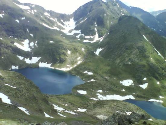 Tristaina Lake Trail: En la primera visita desde lo más alto