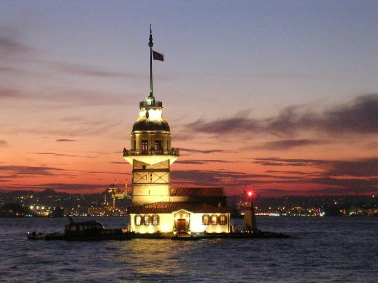 Real Istanbul Tours: Maiden' Tower