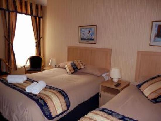Bryn-Y-Mor Hotel: Doubble room