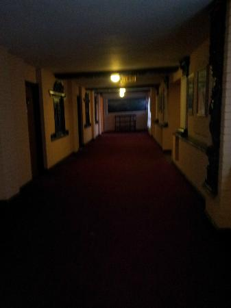 Hotel Shanker: Corridor