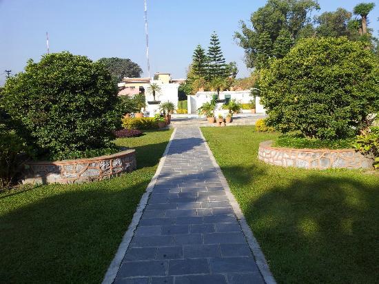 Hotel Shanker: The Garden