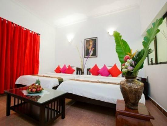 Central Boutique Angkor Hotel: Boutique Family Room